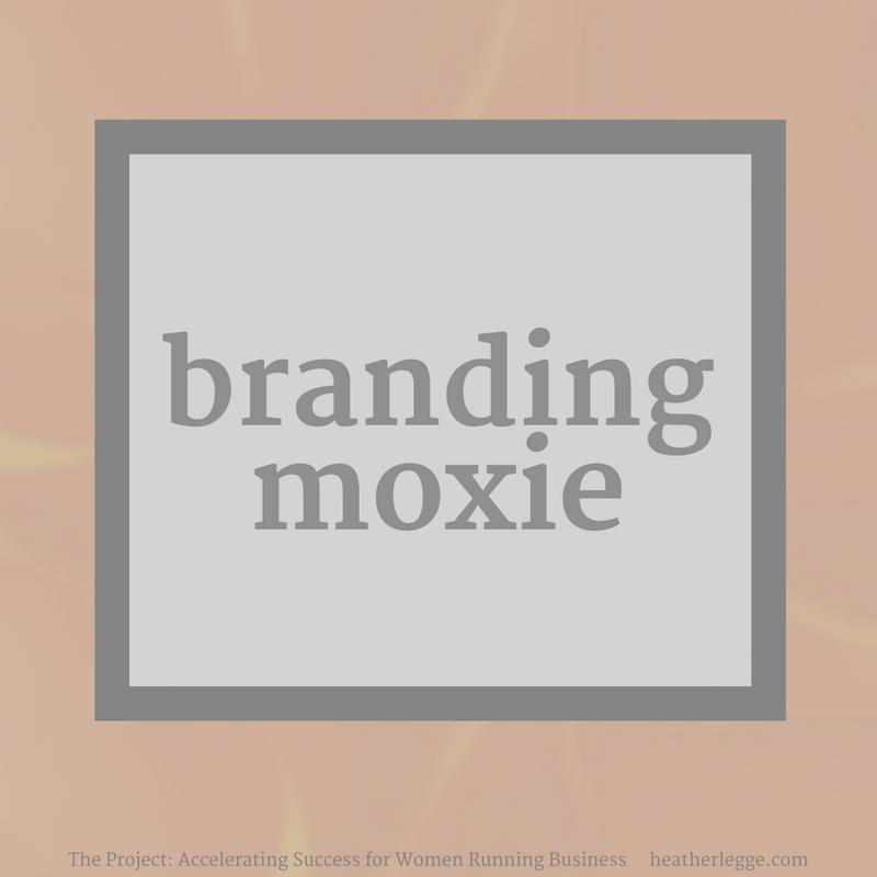 Brand With Moxie