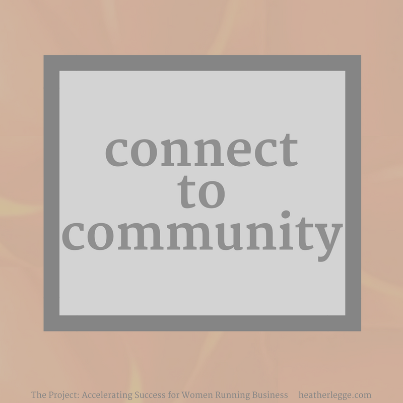 Connect to Community