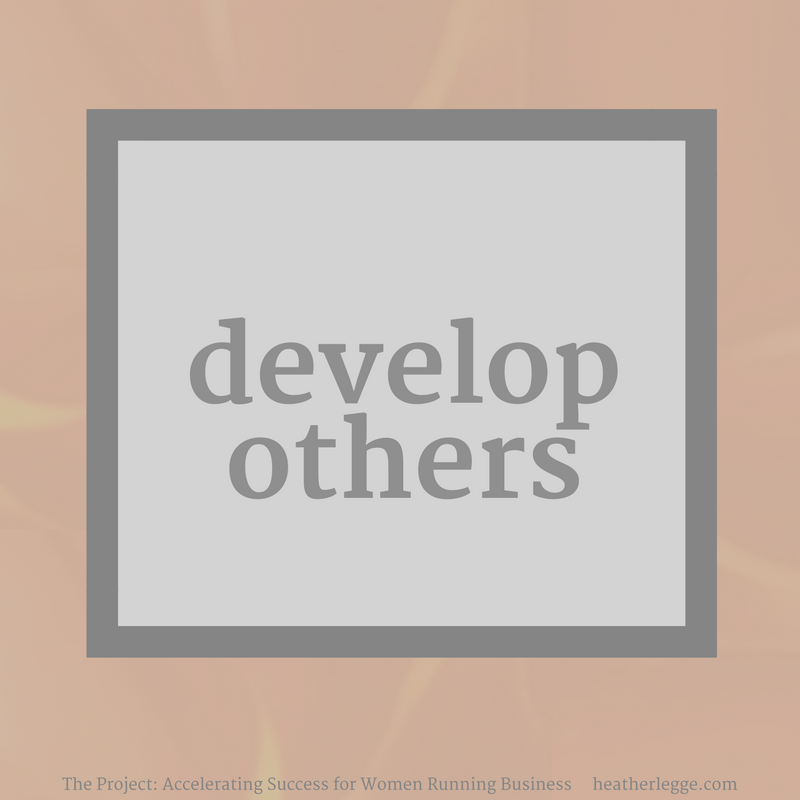 Develop Others