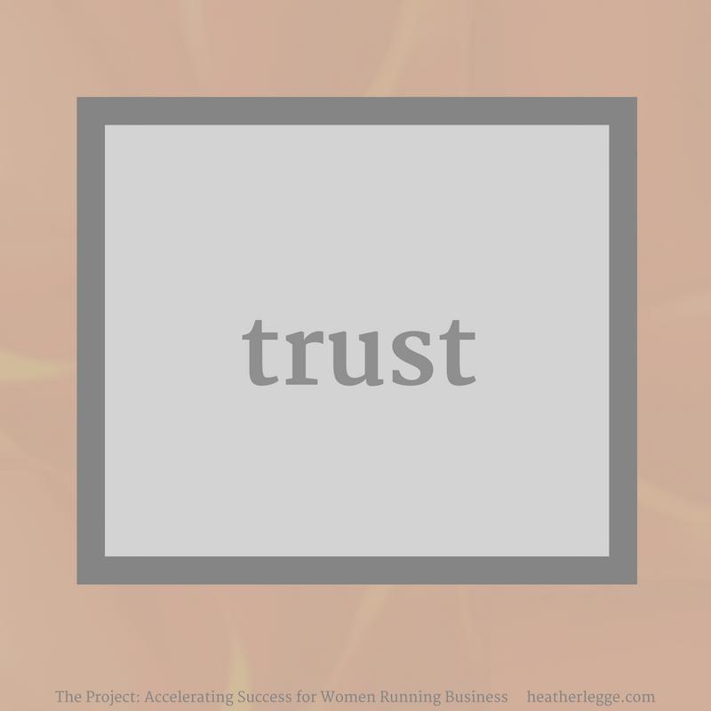 Trust - Delegate